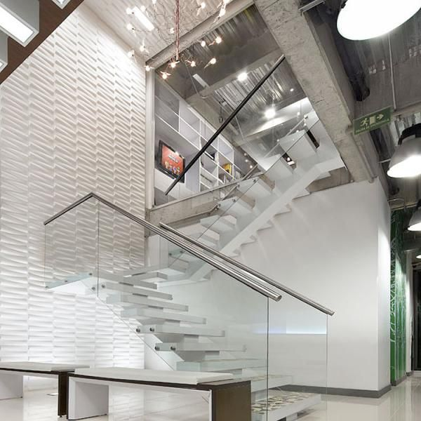 Decorative Wall Tile Panels Seesaw Wall Flats  3D Wall Panels  Seesaw Decorative Walls And