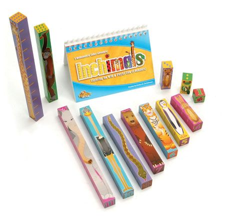 Inchimals by Fat Brain Toy Co. - $34.95