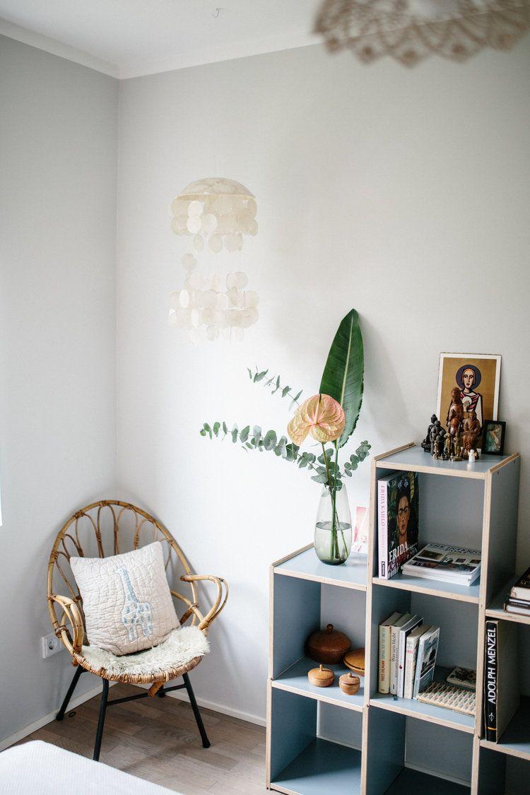 Zu Besuch bei moovi - in the mood for vintage | Schlafzimmer ...