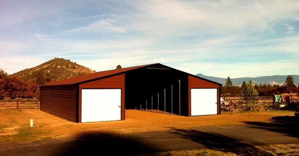Pin about Carport garage, Garage and Metal garages on