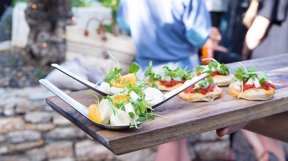 Vegan Fine Dining Plants Go Gourmet Vegan catering