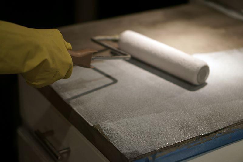 The Best Sealer For Concrete Countertops Diy Concrete
