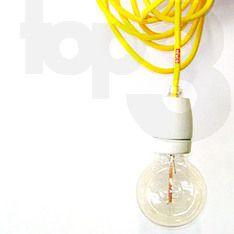 nud yellow For lamper over kjøkkenøy