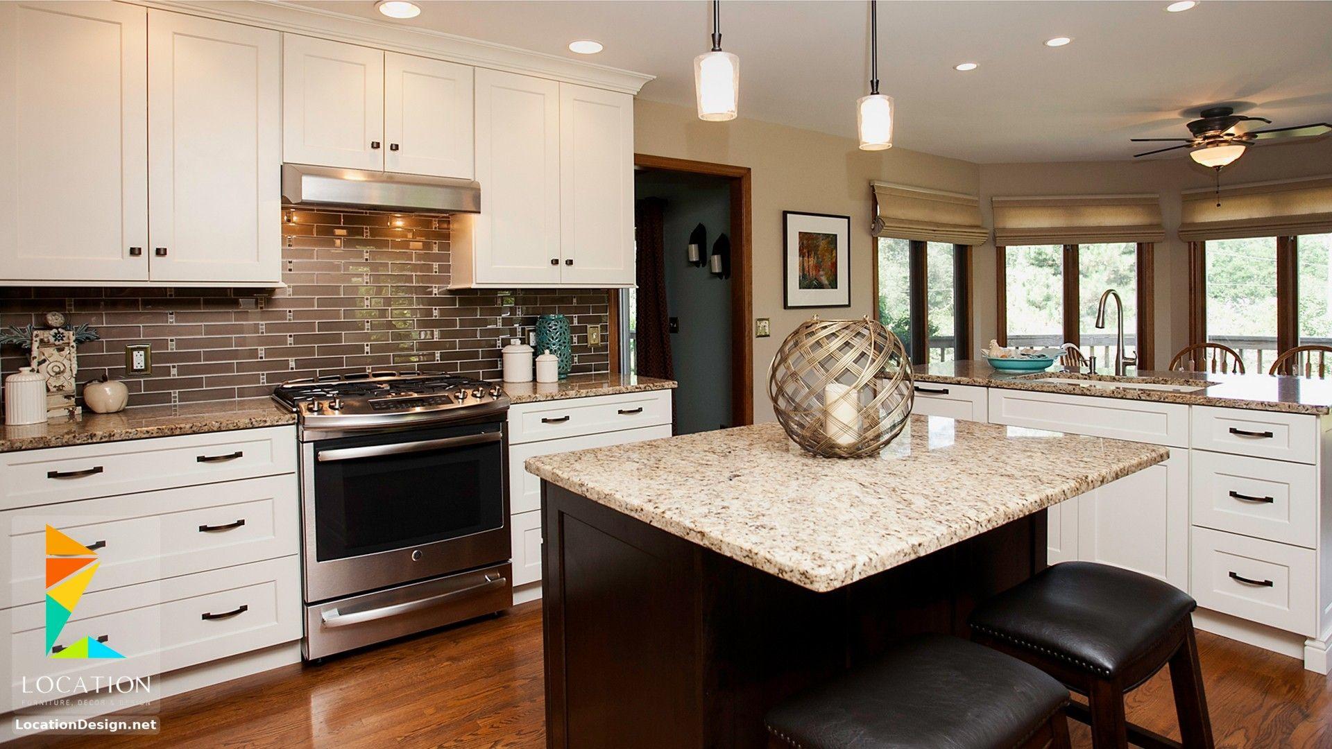 مطابخ خشب صغيرة 2018 2019 لوكشين ديزين نت Handle Cabinet Kitchen Floor Plans Wooden Kitchen Cabinets