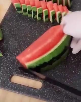 Creative cutting fruits & vegetables 😍😍