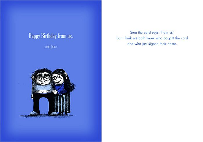 018 Happy Birthday from Us Funny birthday cards, Cool