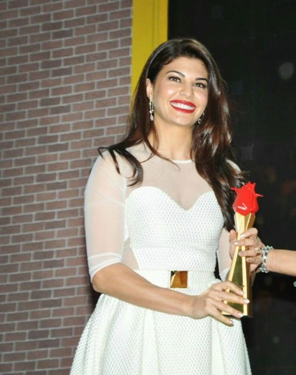 Jacqueline Fernandez attends Femina Beauty Awards 2017