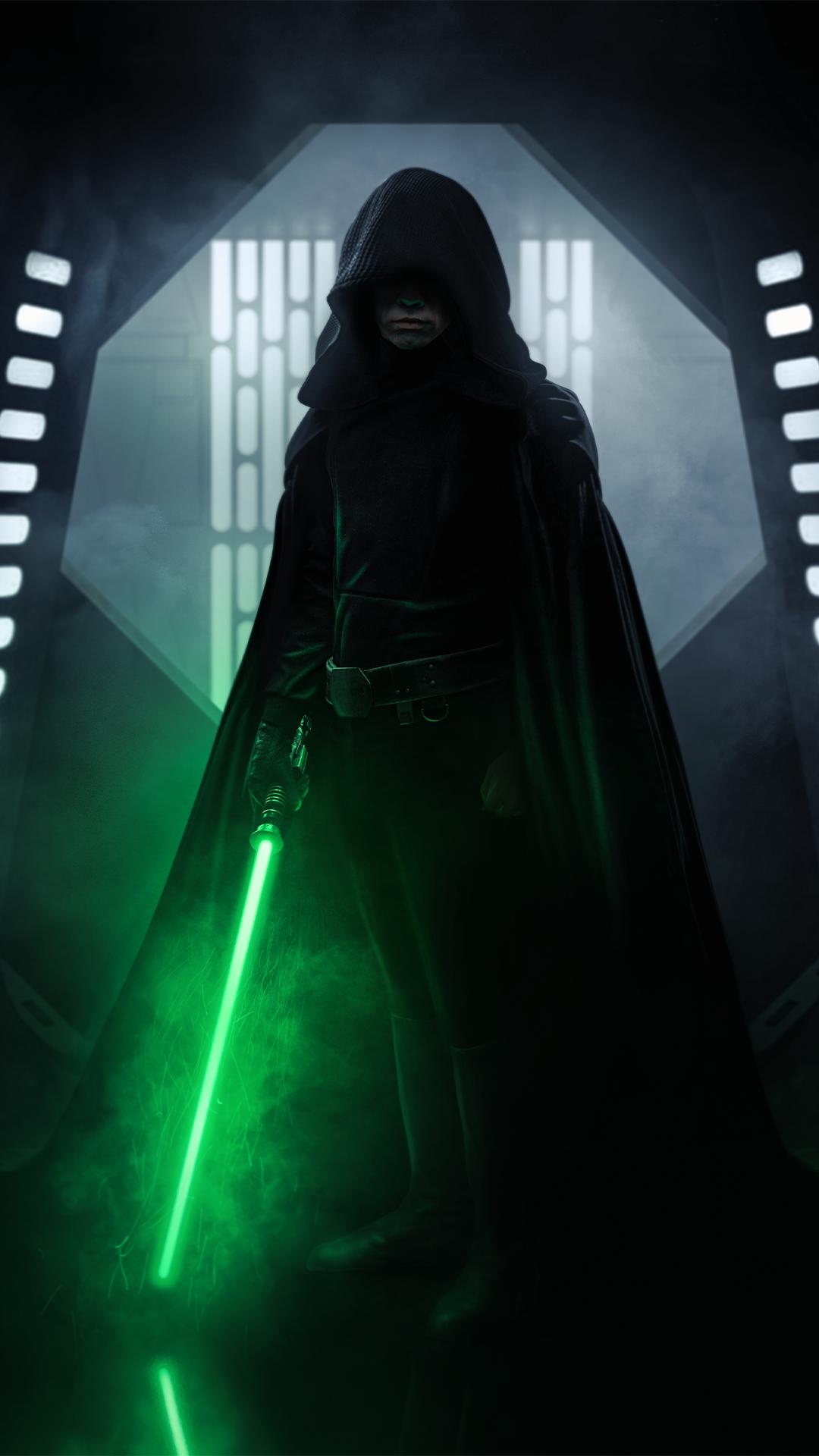 Luke Skywalker Wallpaper - iPhone X
