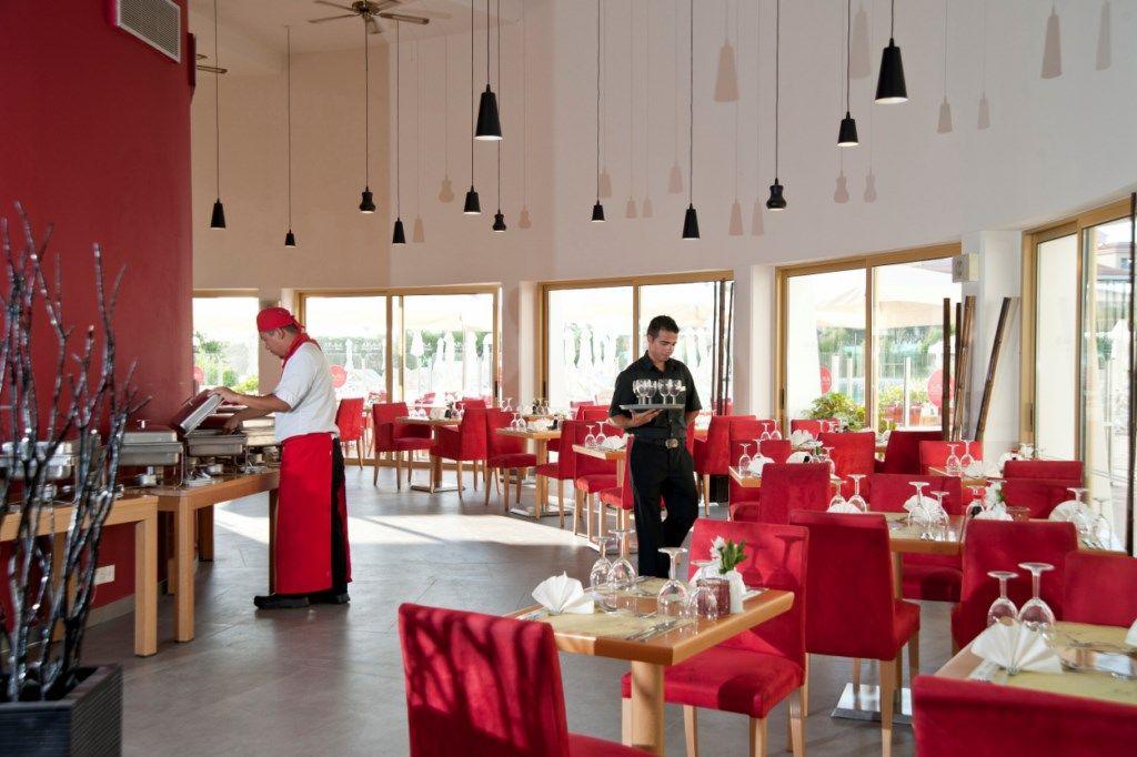 Louis Imperial Beach 4 New Asian Restaurant Mura Imperial Beach Hotel Cyprus Hotels