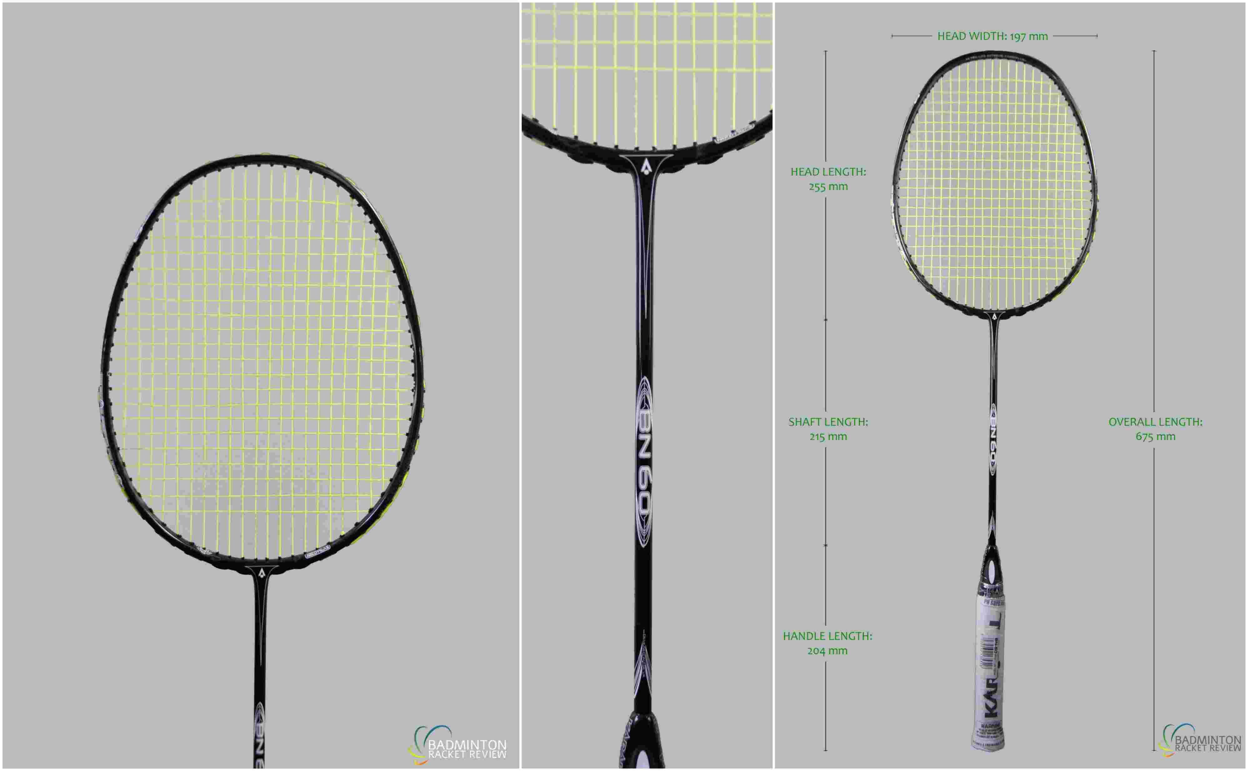 Karakal CBX-4 Badminton Racquet Racket