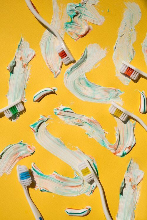 art direction   toothpaste #artdirection