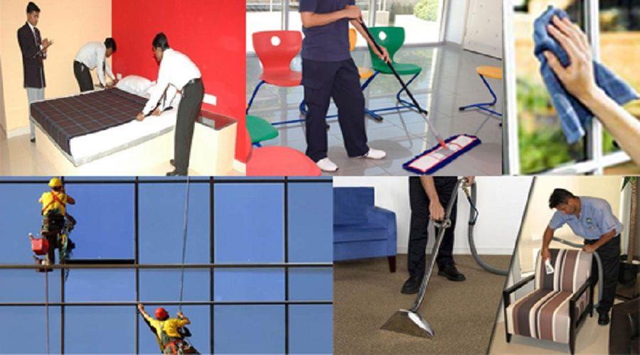 Facility Management Services Bangalore, Housekeeping