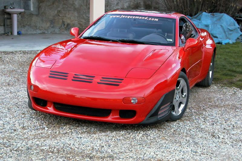 Stylish Body Kit From Jacquemond Page 4 3000gt Stealth International Message Center Body Kit Sport Cars Mitsubishi 3000gt