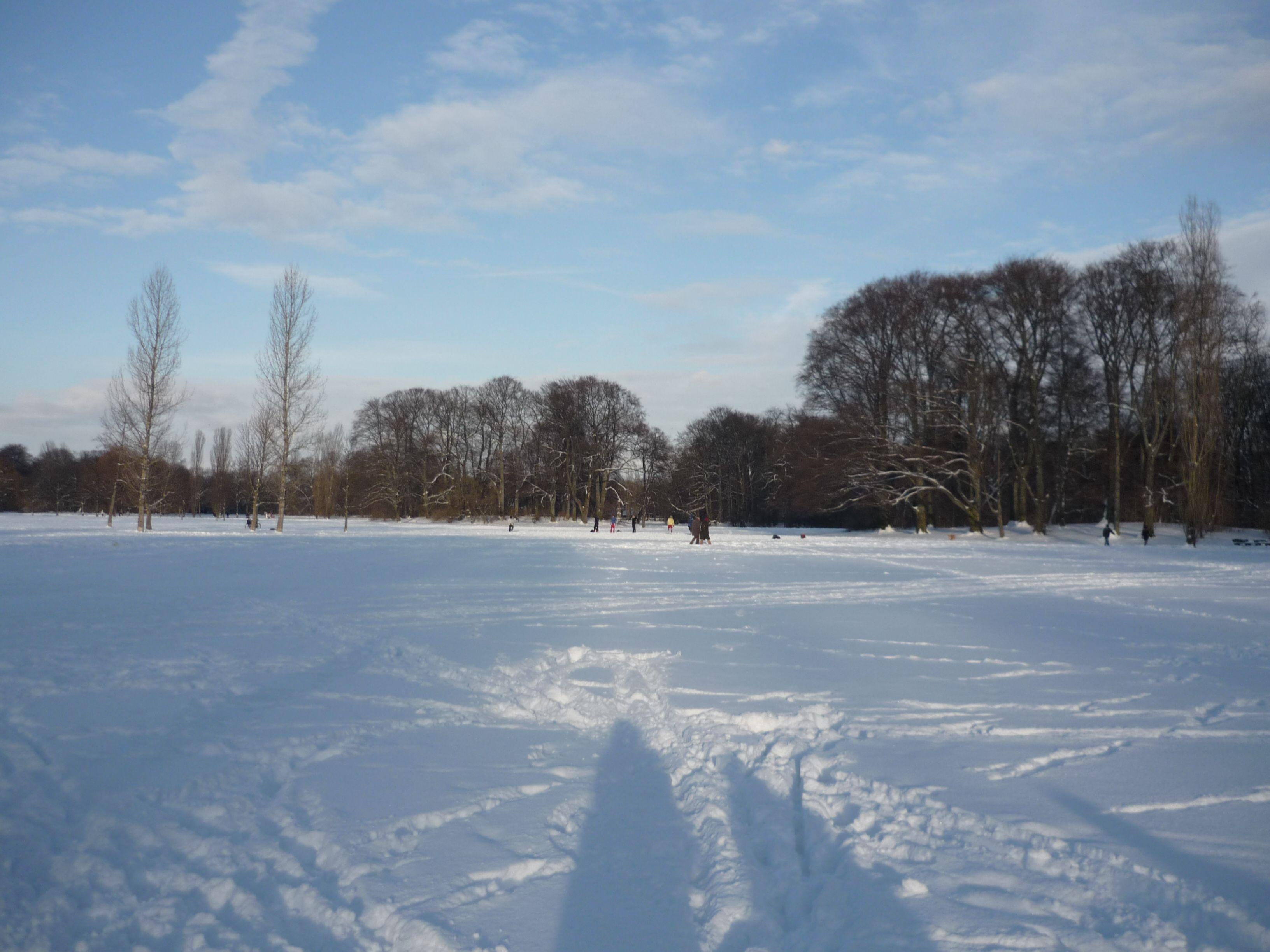 Un hiver à Munich