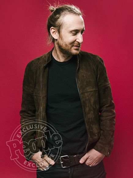 Billboard Music Awards 2016 Celeb Photo Booth David Guetta