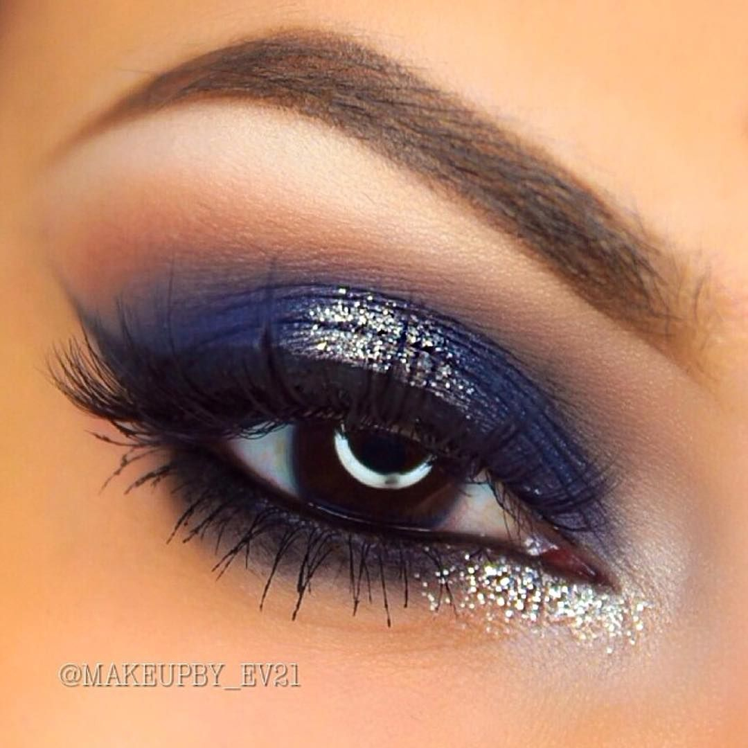 5 Easy Glitter Eye MakeUp Ideas - We Should Do This  Make up