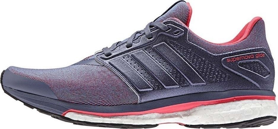 Adidas Supernova Glide 8 Women's Running Shoes 6 Purple