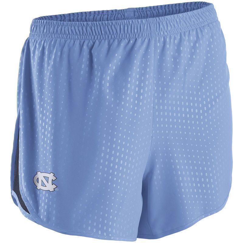 North Carolina Tar Heels Nike Women's Stadium Mod Tempo Performance Shorts - Carolina Blue