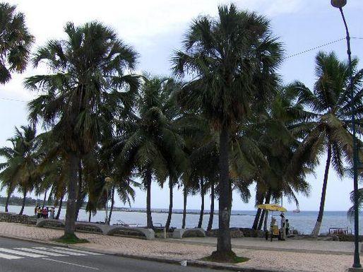 Malecon de Santo Domingo