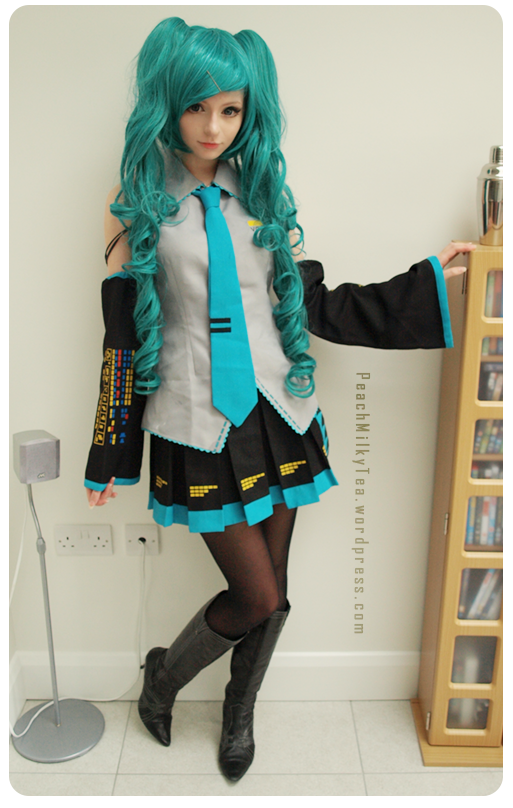 Top miku cosplay … | Pinteres… SL34
