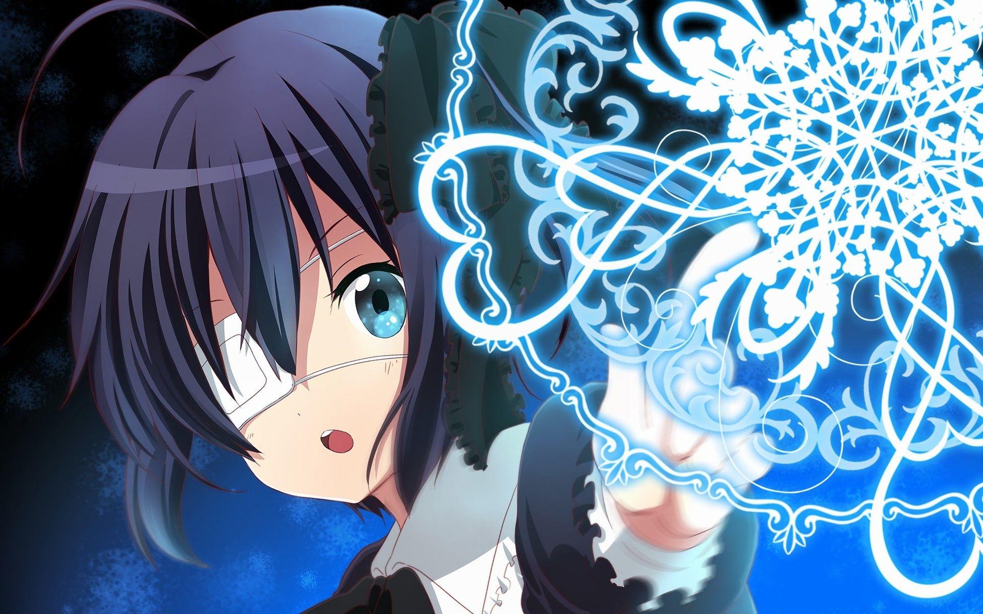 Anime Love, Chunibyo & Other Delusions Rikka Takanashi