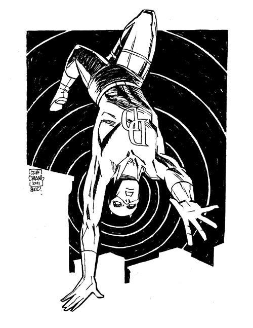 Daredevil - Cliff Chiang