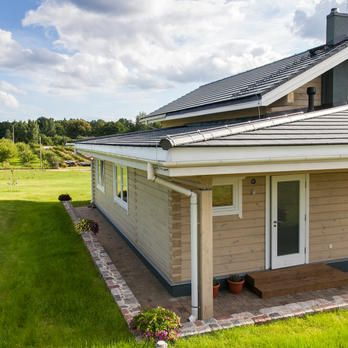 Schöne Fertighäuser unter 80.000 Euro Haus, Fertighäuser
