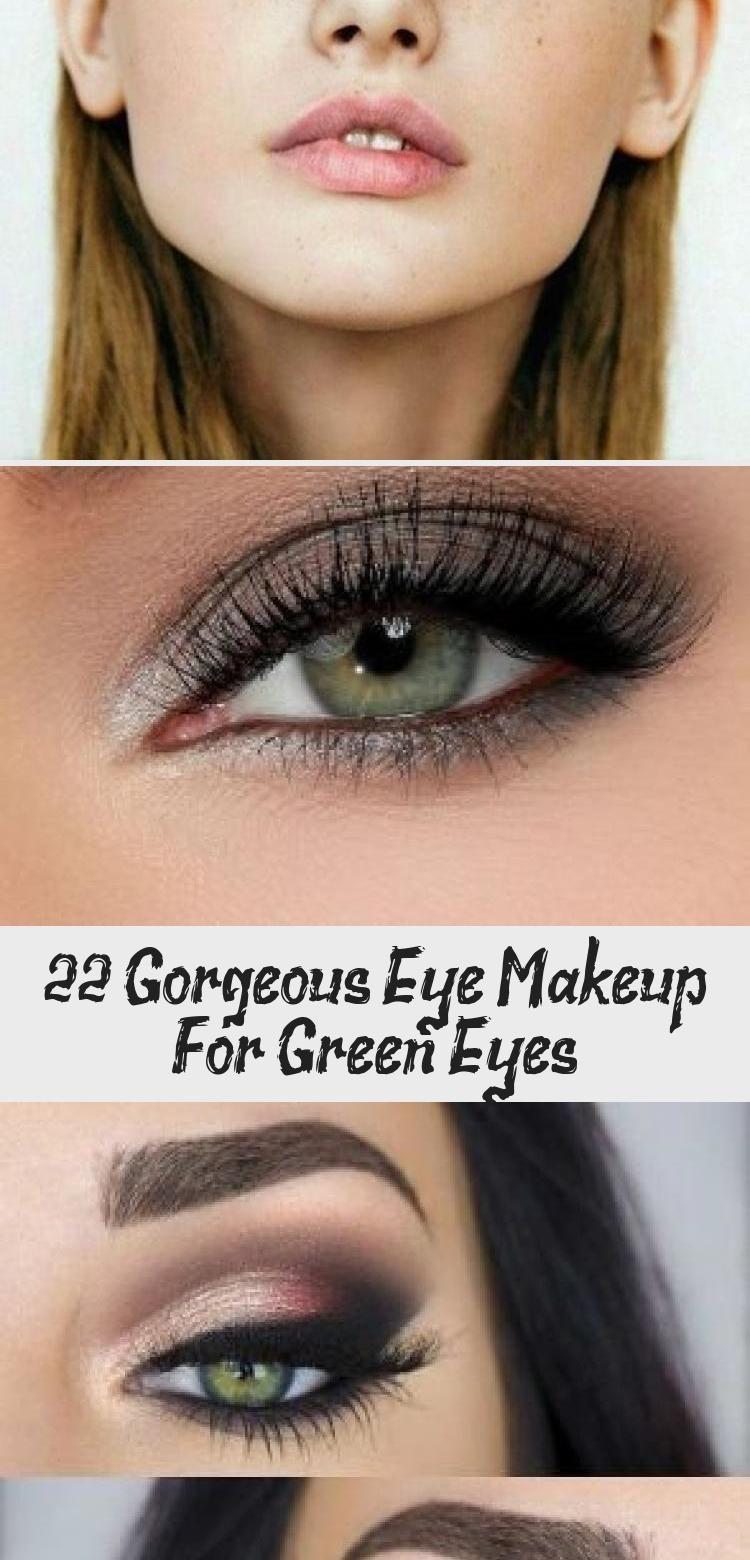 22 Gorgeous Eye Makeup For Green Eyes Makeup For Green Eyes