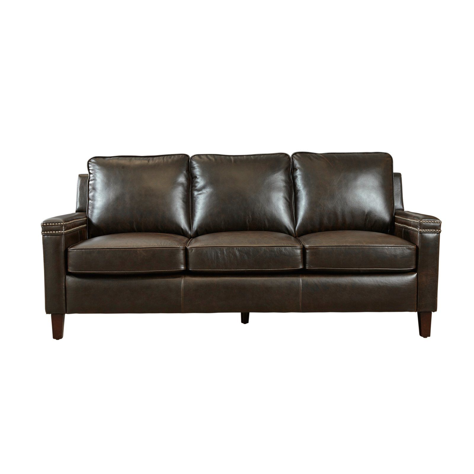 Lazzaro Leather Magnus Sofa Sofa Leather Sofa Sectional Sofa