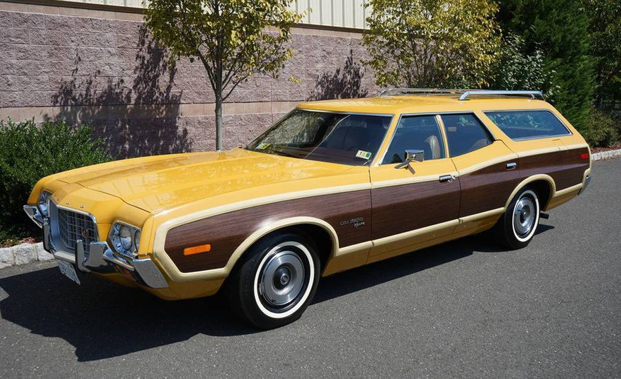 Someone Just Paid 47 500 For A 72 Ford Torino Station Wagon