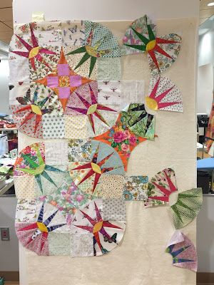 V Findlay Wolfe Blog Bright Lights Big City Class Wedding Ring Quilt Double Wedding Ring Quilt Quilts