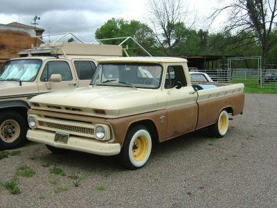 parts custom vintage truck
