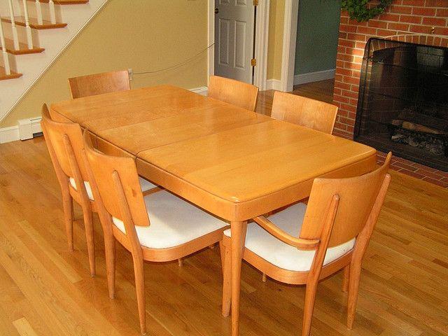 Craigslist Boston Find: Heywood Wakefield Dining Room | Wakefield ...