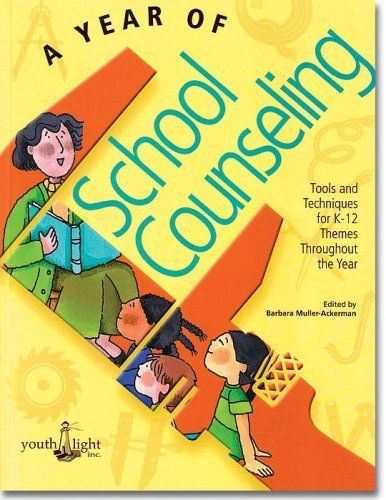 A Year of School Counseling:Amazon:Books