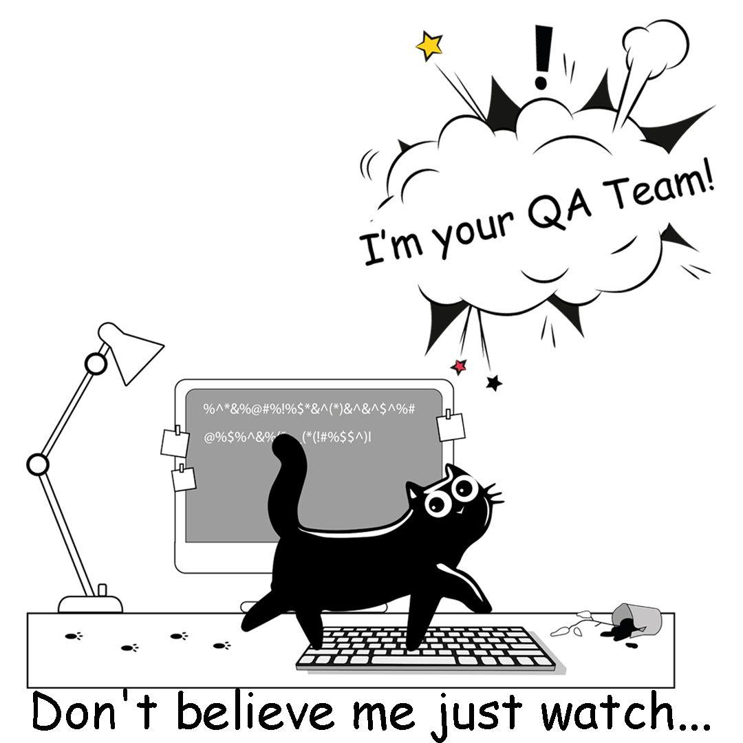 Qa Engineer Jokes Quality Assurance Memes Qa Engineer Funny Software Development Funny Memes Funny