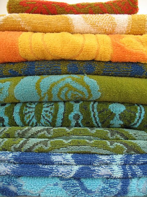 The Leaning Towels Of Pisa With Images Vintage Towels Vintage
