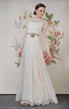 Claire Pettibone's 2014 Collection Decoupage - Charlotte