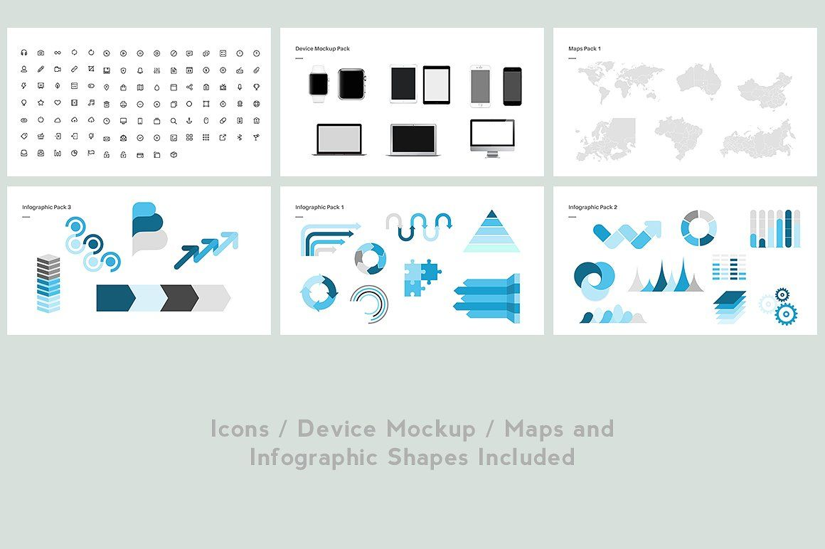 Novska modern powerpoint template by templabs on creativemarket discover ideas about template toneelgroepblik Images