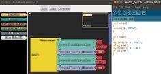 Arduino : Présentation et traduction en Français de ArduBlock #coolelectronics
