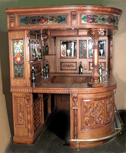 Custom Made Furniture, European Antiques, Reproduction