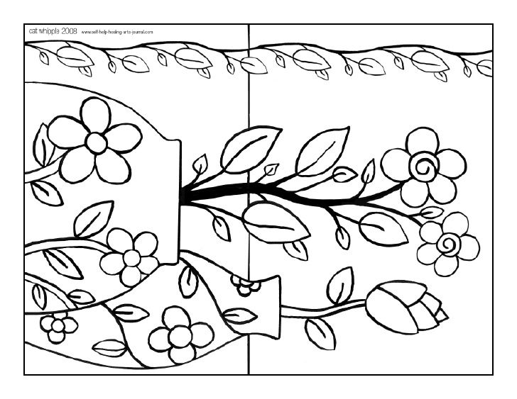 mary-engelbreit-coloring-pages-6.jpg (728×563) | Christmas ...