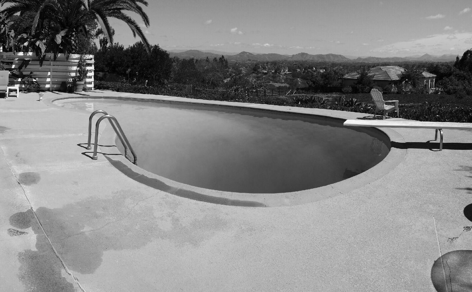 Here S A Retro Look At The 30 000 Gallon Pool We Just Recycled