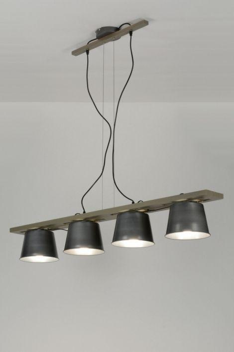 Interior lamparas de techo sala l mparas l mpara - Lampara para comedor techo ...