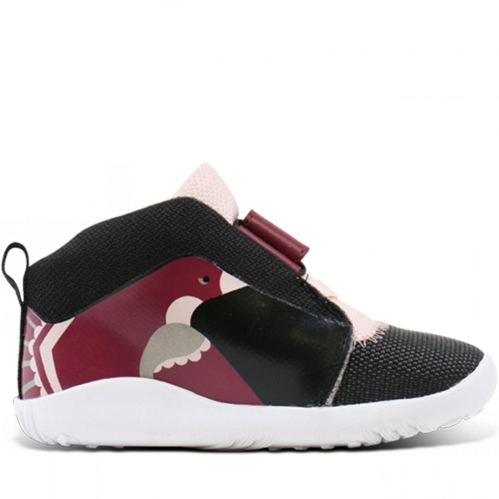 Ultralekkie Buciki Bobux Z Zieba 629808 Play Blaze Hi Top 629808 Polbuty Buty Dla Dziewczynki Slip On Sneaker Sneakers Slip On
