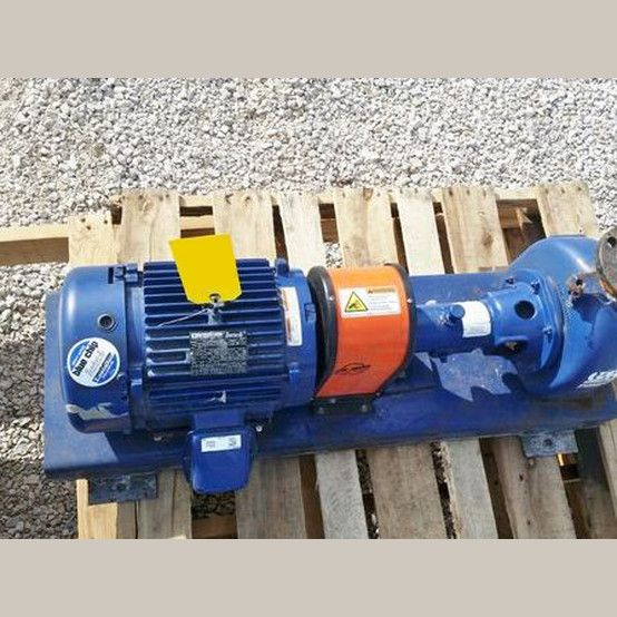 Size 2 In X 2 In Impeller 6 In 2 In Npt Connections 80 Series Model 82e30b 125 Gpm Max Solids In Industrial Pumps Pumps Centrifugal Pump