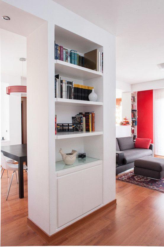 Una zona giorno moderna assolutamente da copiare | living room ...