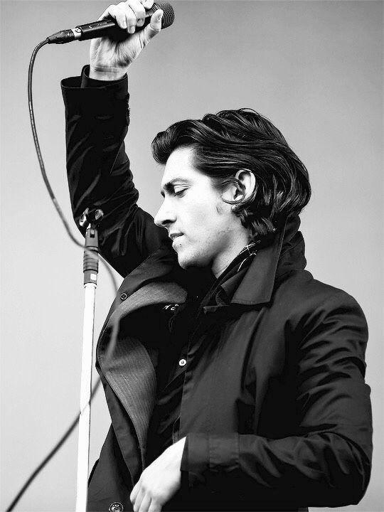 Alex Turner Arctic Monkeys Alex Turner Hair Alex Turner