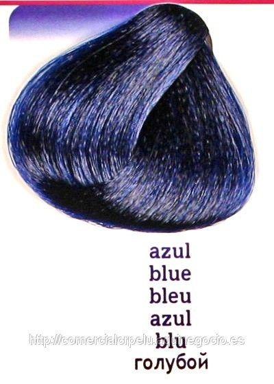Tinte Colorpro AZUL  100 ml