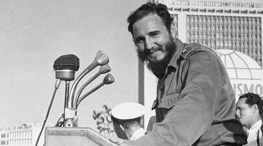 'I have a heart of steel': Fidel Castro's most memorable quotes — RT News #cubanleader 'I have a heart of steel': Fidel Castro's most memorable quotes — RT News #cubanleader