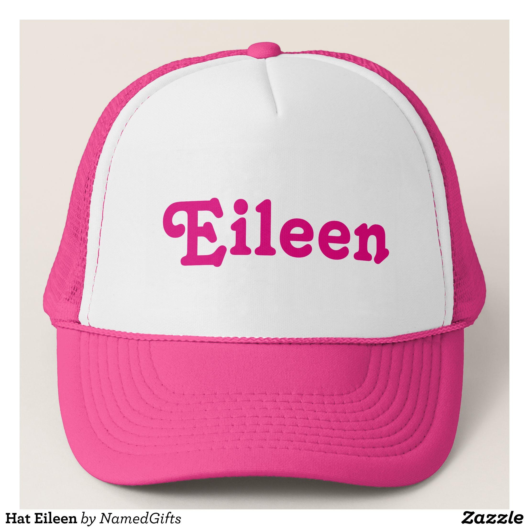 Hat Eileen Zazzle Com Trucker Hat Pink Trucker Hat Hats For Sale
